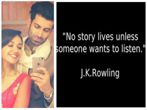 JUST IN!! Is Ek Duje Ke Vaaste's Namik Paul Hinting That The Show Is Ending?