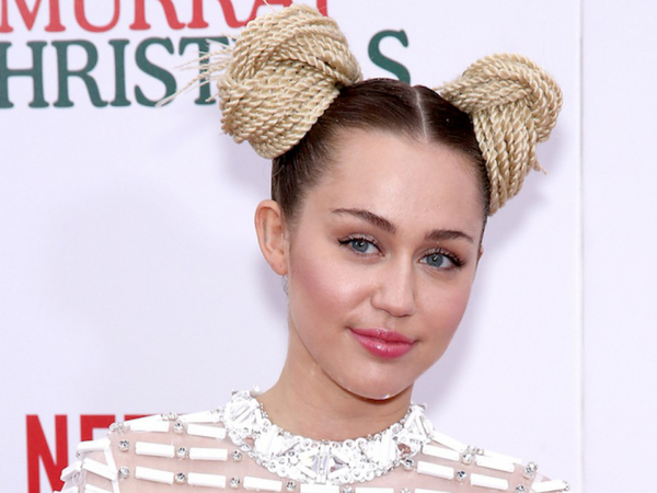Miley Cyrus Claims Shell Never Do A Red Carpet Again And