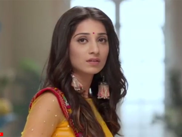 Sad But True! Ishana Aka Vrushika Mehta Is No More A Part Of 'Ishqbaaz'!