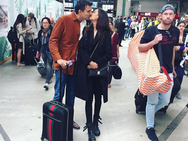 Wedding Bells! Lisa Haydon All Set To Marry Boyfriend Dino Lalvani [See Their Hot Pictures]