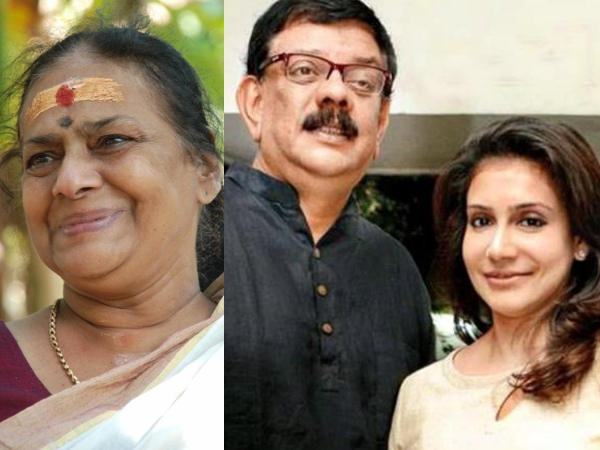 REVEALED: Sukumari Was Unhappy With Lissy-Priyadarshan Marriage!
