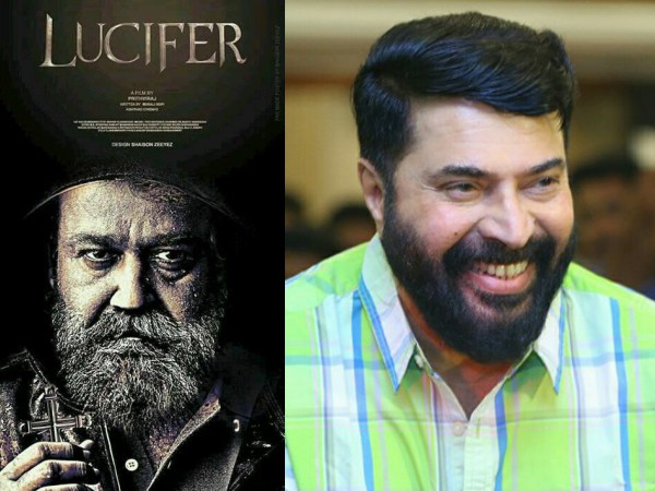 Mammootty Is Excited About Mohanlal's Lucifer!
