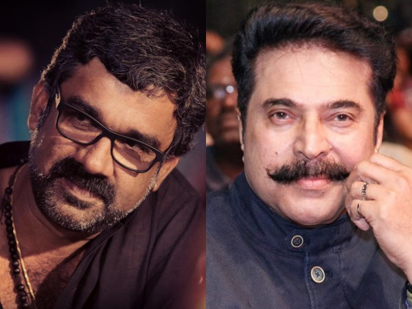 Mammootty & Ranjith With 'Vamban'