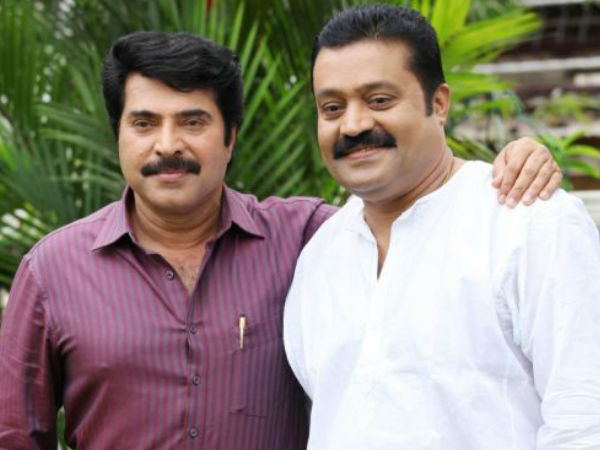 Did Mammootty And Suresh Gopi Bury The Hatchet?