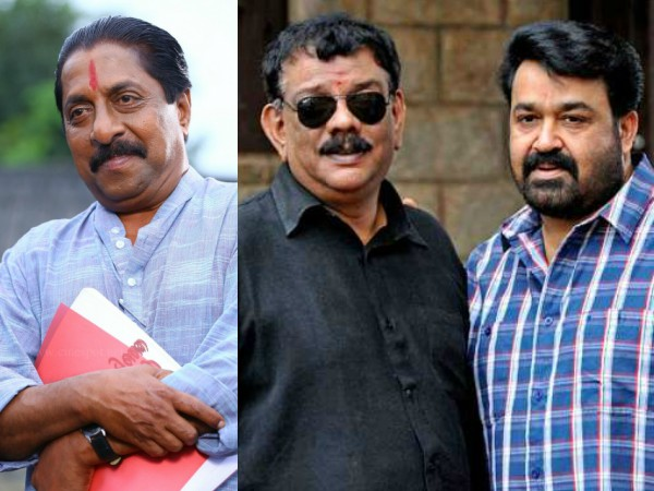 WOW! Mohanlal-Priyadarshan-Sreenivasan Trio To Team Up Again?