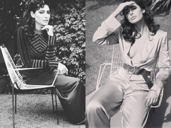 Nargis Fakhri Goes Vintage On Her Latest Pictures!