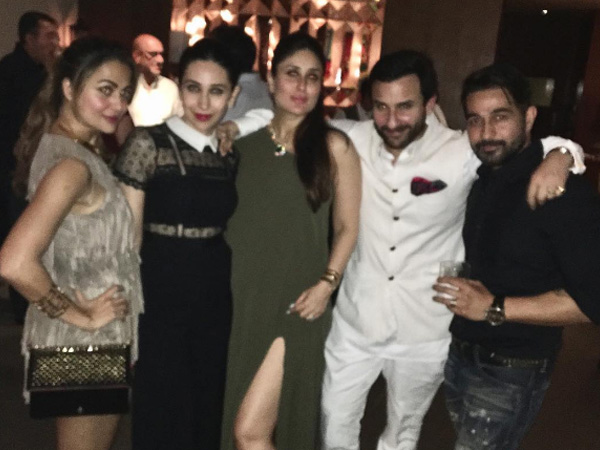 My Oh My! Pregnant Kareena Kapoor Looks Way Hotter Than Karisma Kapoor At Ranbir Kapoor's Birthday!