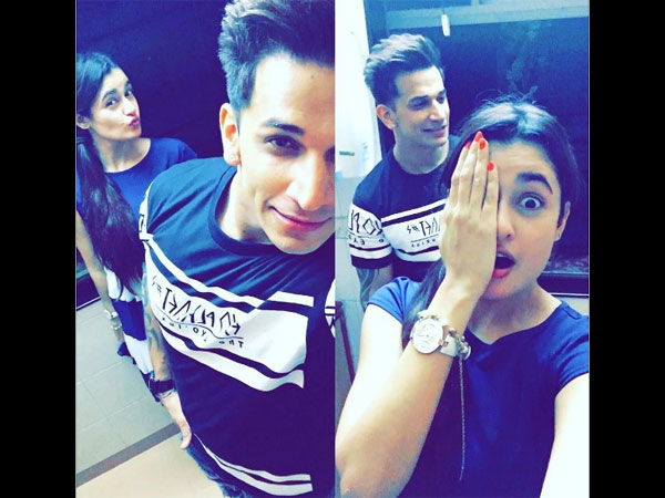 Is Bigg Boss 9's Prince Narula Dating Yuvika Choudhary?