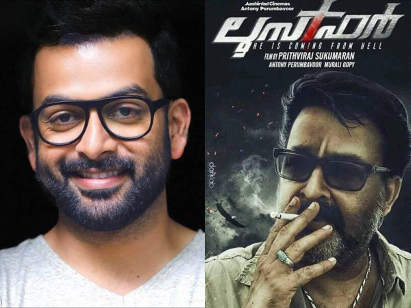 Mohanlal-Prithviraj's Lucifer To Start Rolling In 2017?
