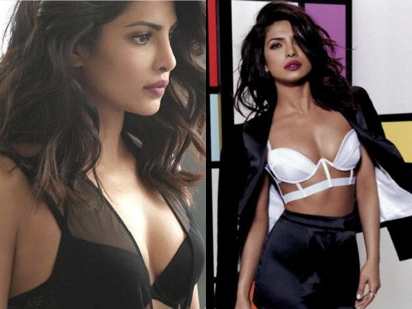 Priyanka Chopra Talks About 'Showing Off Her Bra'!