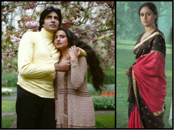 Shocking! When Amitabh-Rekha's love scenes reduced Jaya Bachchan to tears