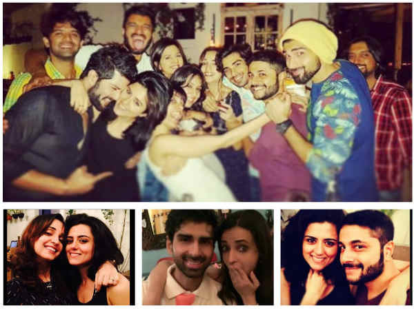 Ridhi & Akshay Dogra Celebrate Birthday With Friends – Raqesh, Barun, Sanaya, Mohit & Others (PICS)