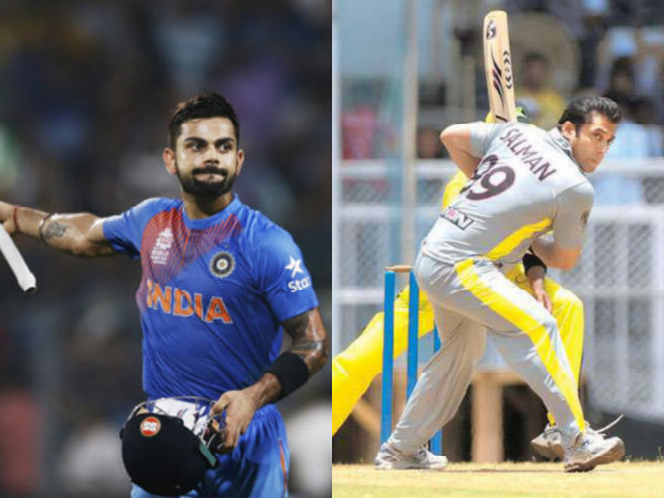 Salman Khan Virat Kohli Cricket DJ Dimitri Vegas Like Mike
