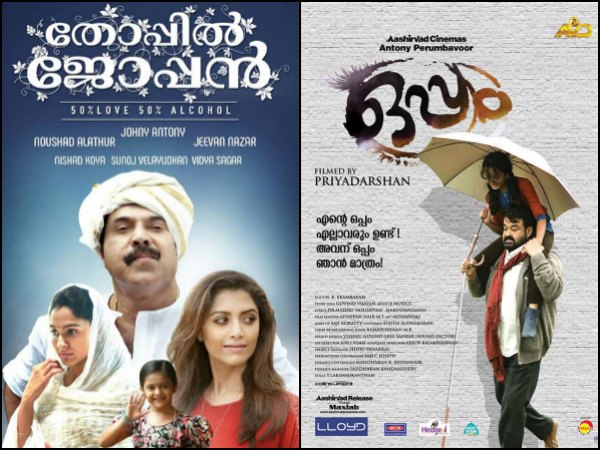 Thoppil Joppan's Teaser, Oppam's Box Office Collection And Other Mollywood News Of The Week!