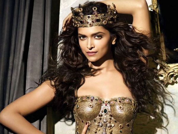 Wow! Deepika Padukone Talks About Her 'First Kiss'!