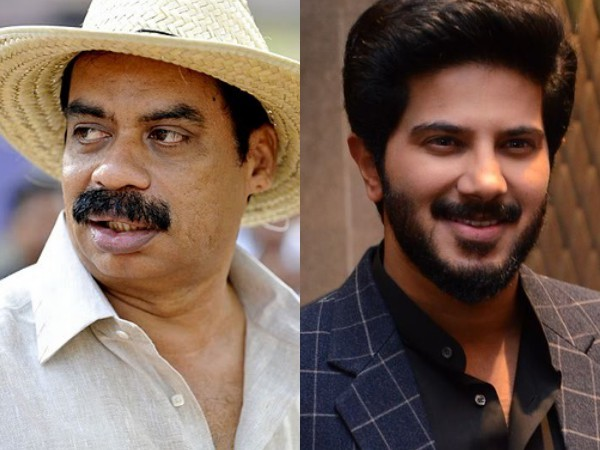 What Is Dulquer Salmaan-Sathyan Anthikad Project's Title?