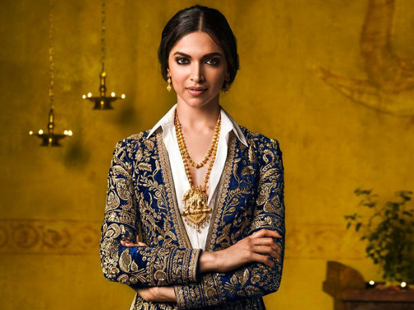 Deepika's Relationship With Tanishq