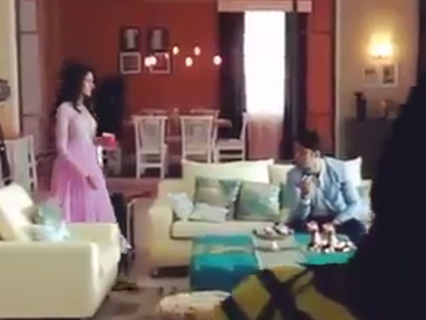 Shaheer & Erica In Asian Paints Commercial