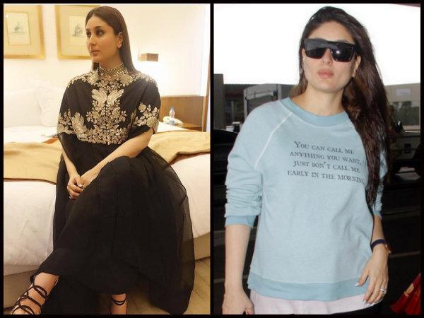 Kareena Kapoor Baby Bump Photos