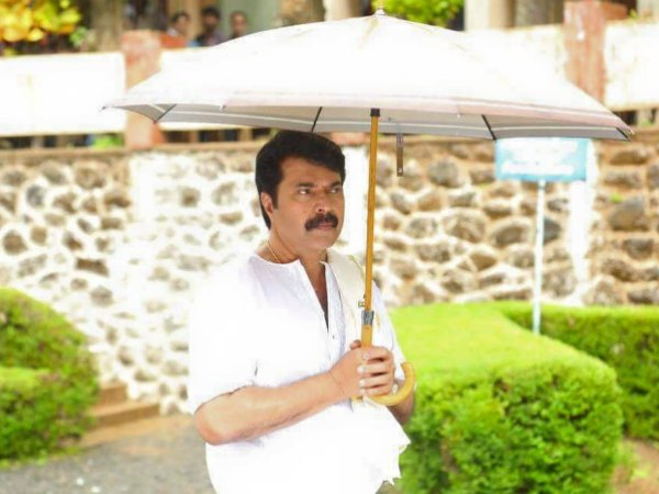 Mammootty As Thoppil Joppan