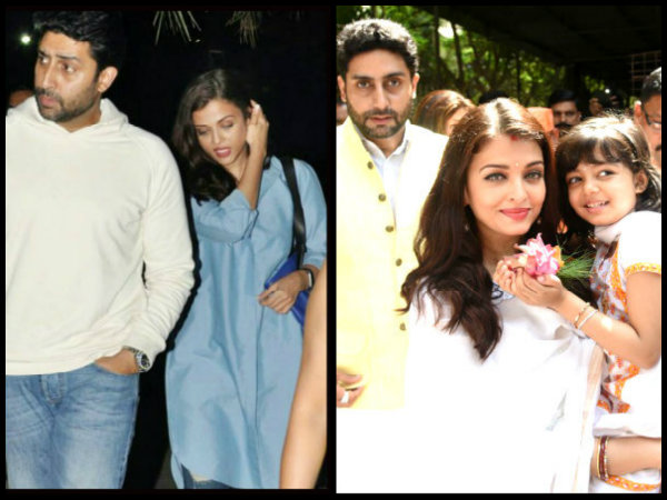 Back To Back Outings Of The Bachchan Couple