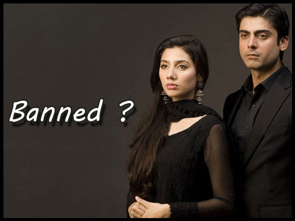 Fawad Khan & Mahira Khan Banned From Giving Interviews On Ae Dil Hai Mushkil & Raees?
