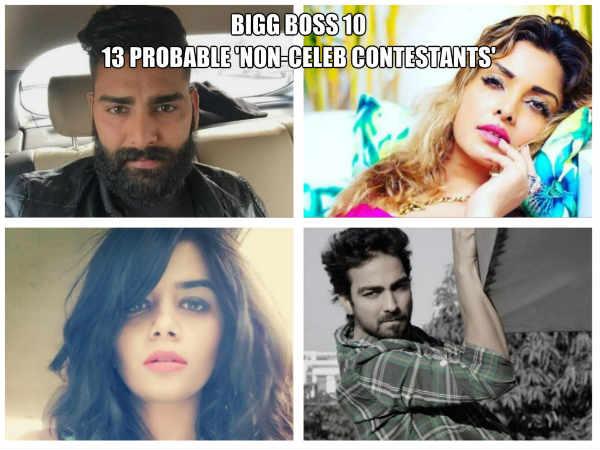 Bigg Boss 12 Contestants & Host Salman's Pay Details ...