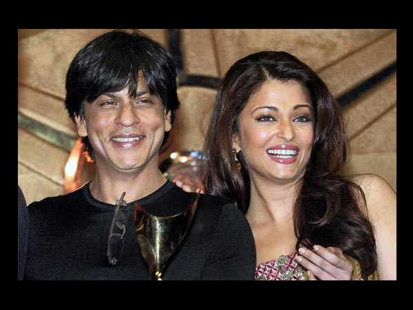 SRK Replaced Aish