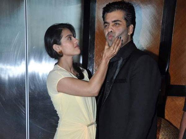 When Karan Talked About Kajol