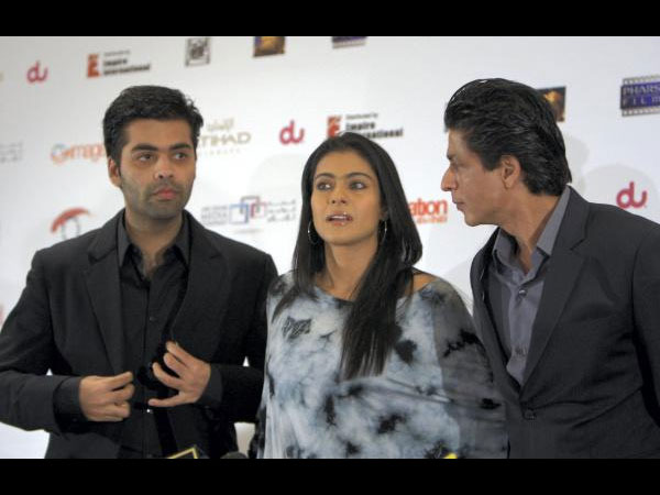 Kajol Took Ajay's Side