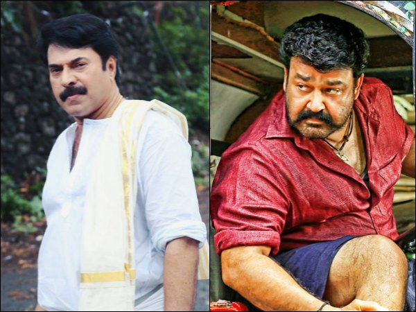 Mammootty  Vs Mohanlal War At The Box Office