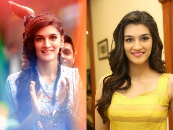 10 Pictures Of Kriti Sanon That Will Put A Smile On Your Face!