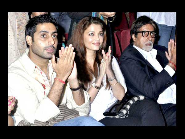 Bachchans Are Very Professional