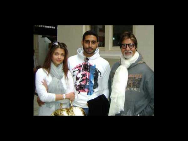 Amitabh Very Fond Of Aishwarya