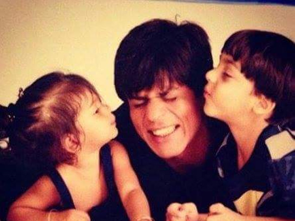 Our Children Have Kept Our World Intact: SRK