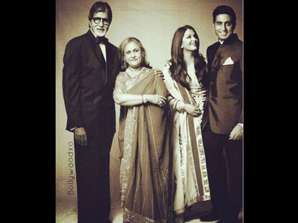 Wanna See Lovely Pictures Of Bachchan Couples Together?