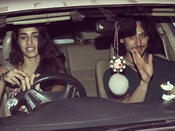Disha's Recent Outing With Tiger Shroff