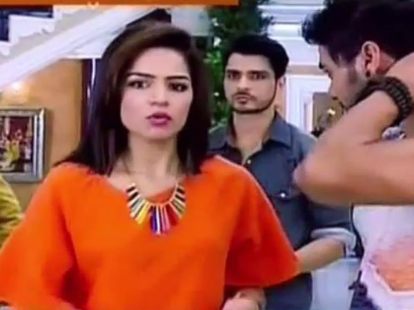 Alia Asks Tanu To Impress Abhi