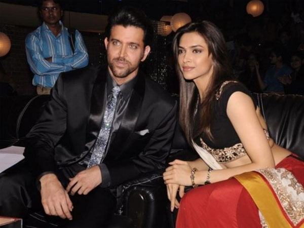 She's Totally Worth It! You'll Love What Hrithik Roshan Said About Deepika Padukone