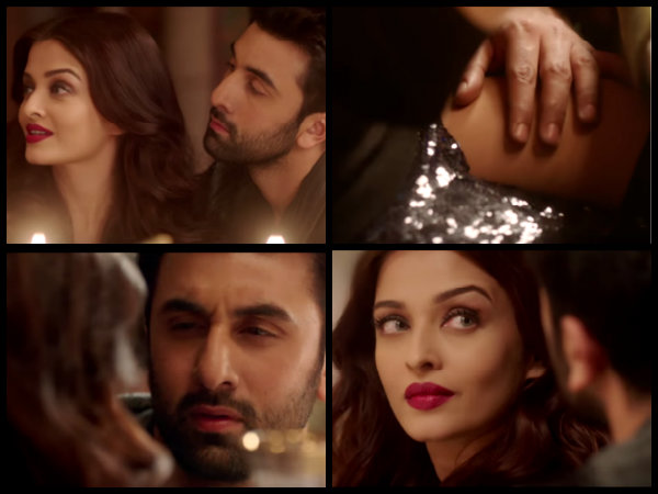 OMG! Ranbir Kapoor Was NOT Comfortable In Getting Intimate With Aishwarya Rai Bachchan In ADHM!