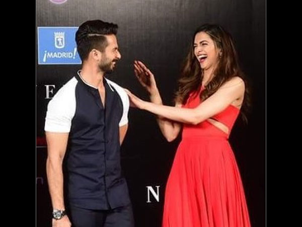 Deepika Bats For Shahid