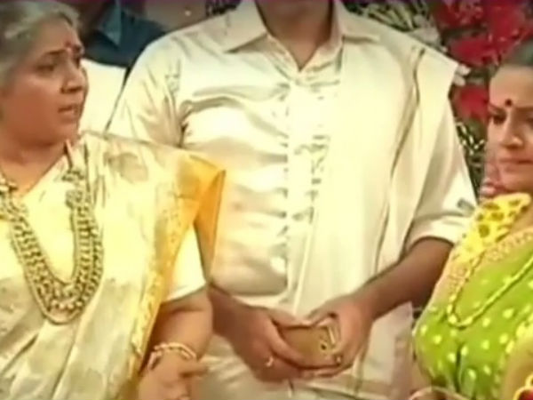 Aliya's Dadi & Bala's Mother