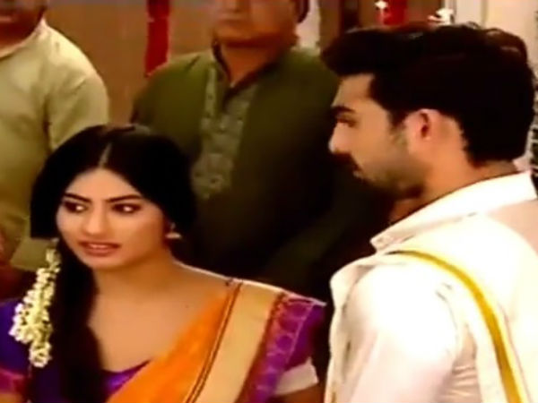 Adi & Aliya's Marriage In Trouble?