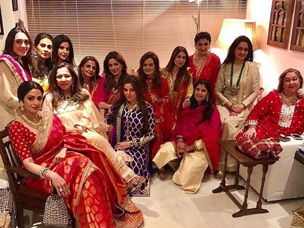 Star Wives On Karva Chauth