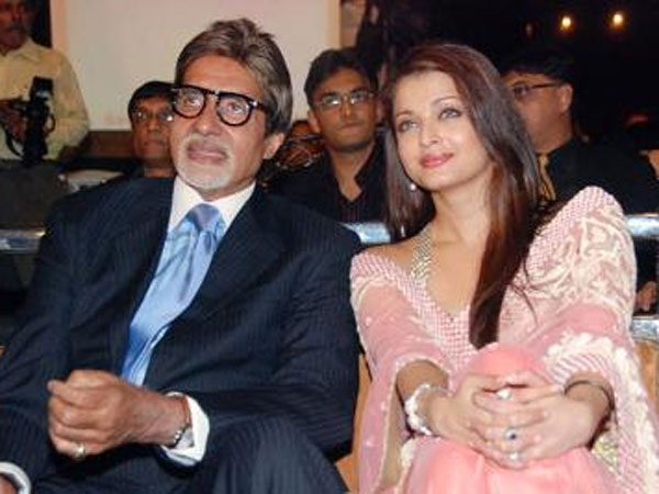 Amitabh Also Unhappy With Aish's Latest Shoot?