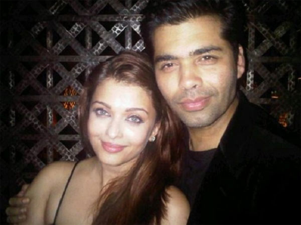 Aish & Karan's First Movie Together