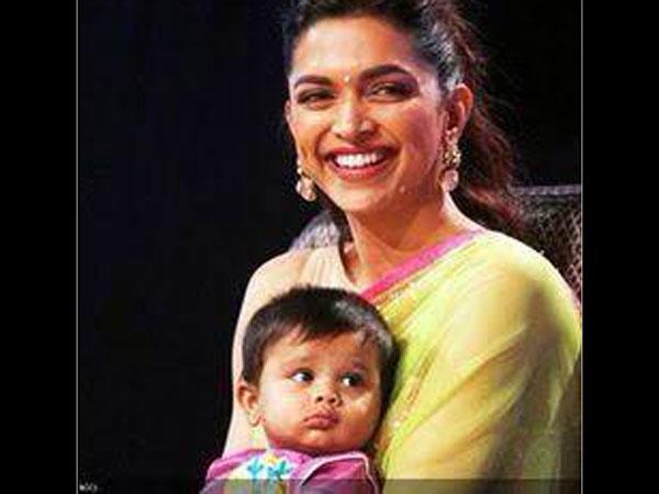 Pictures Of Deepika Padukone With Children, Deepika ...