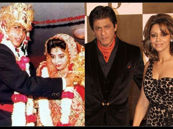 SRK's First Meeting With Gauri