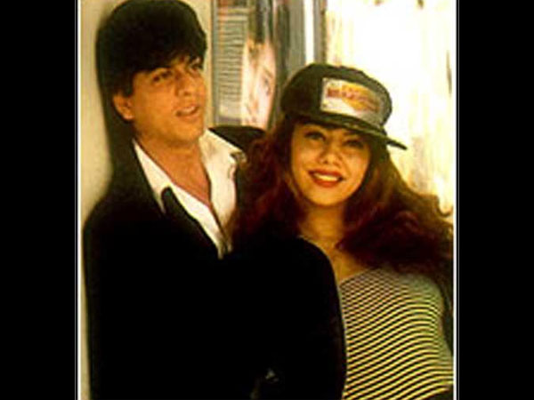 When King Khan Proposed His Lady Love