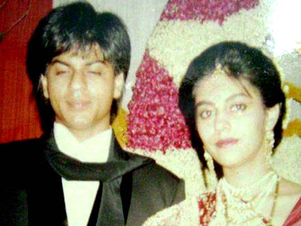 Funny Incident From SRK-Gauri's Wedding